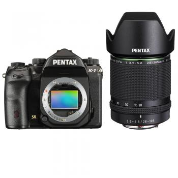 Pentax K-1 DSLR Camera with D FA 28-105mm f/3.5-5.6 ED DC WR Lens Kit